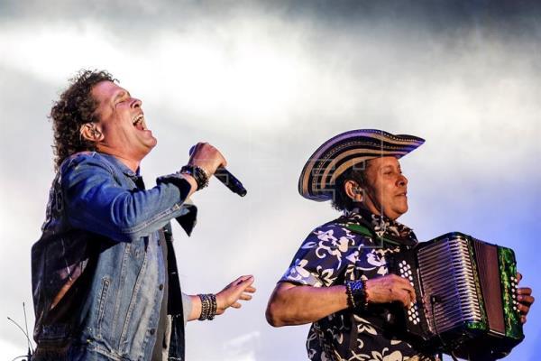 Nicky Jam, Lila Downs y Carlos Vives, más actuaciones para los Grammy Latino