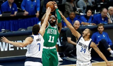 Irving anota 47 puntos y Celtics llegan a 16 triunfos seguidos