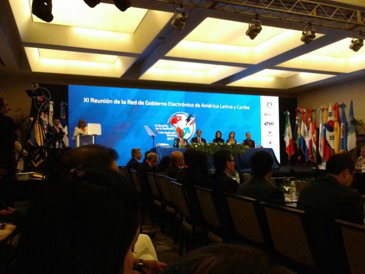 Participantes de la Red de Gobierno Electrónico resaltan importancia implementación de tecnología para prevenir corrupción
