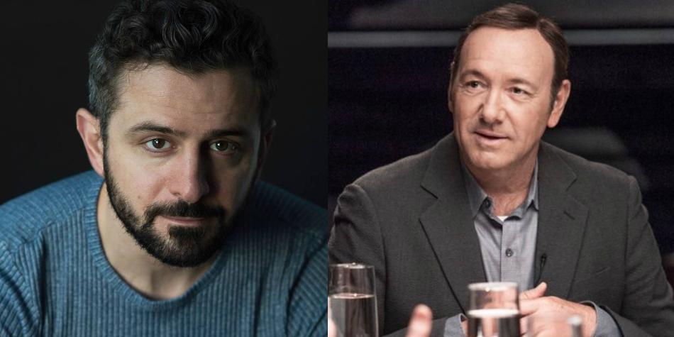 Actor mexicano revela que fue víctima del acoso de Kevin Spacey en el Old Vic