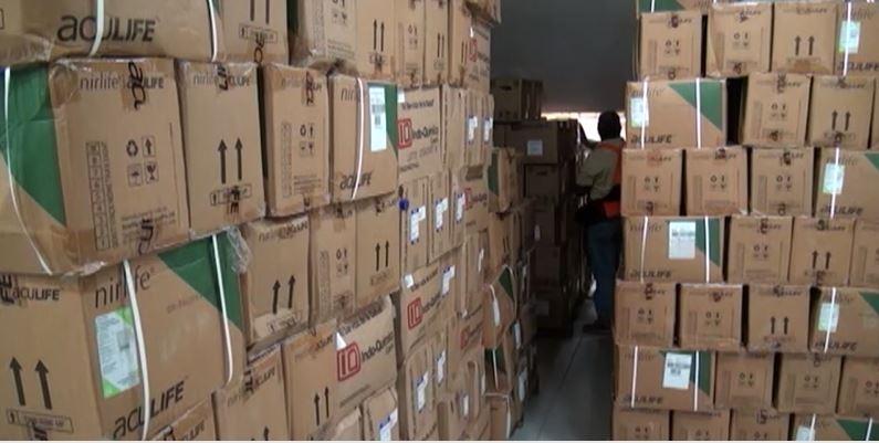 Investigan empleados del Cabral y Báez por robo en almacén de medicamentos