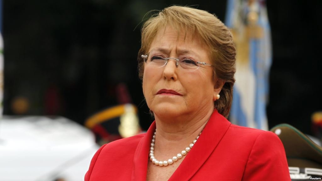 Bachelet llama a promover cambio cultural para erradicar violencia machista