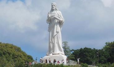 Cuba declara Monumento Nacional al Cristo de La Habana