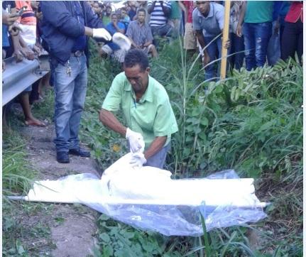 Niño de tres años es hallado muerto dentro de una funda plástica