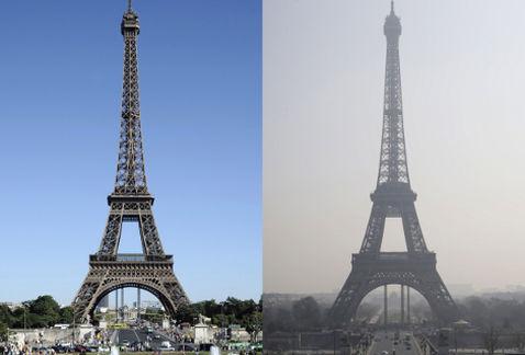 París acoge un observatorio mundial de contaminación del aire en las ciudades