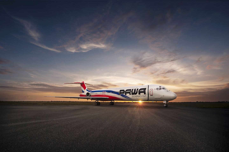 PAWA Dominicana ofrece dos maletas gratis en vuelos desde y hacia San Juan por el mes de Acción de Gracias