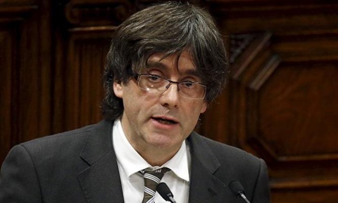 Puigdemont condena desde Bélgica envío a prisión del que fuera su Gobierno