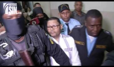 Aplazan para el viernes juicio de fondo contra Arsenio Quevedo y otros acusados de sicariato