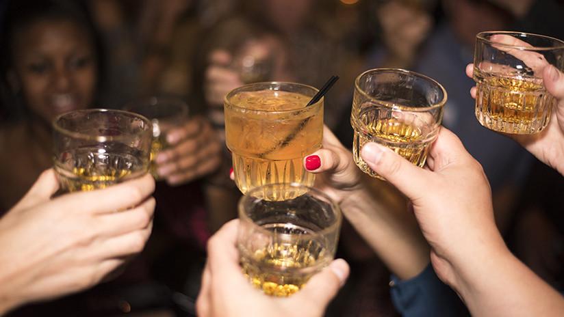 El alcoholismo depende de la mentalidad de cada nación