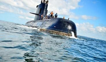 Submarino desaparecido en Argentina tuvo una avería antes de perder contacto