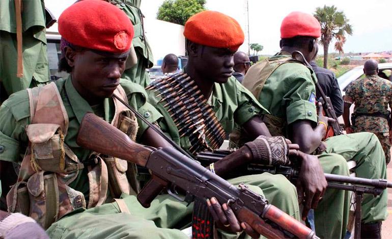 Al menos 40 muertos en un ataque armado contra civiles en Sudán del Sur