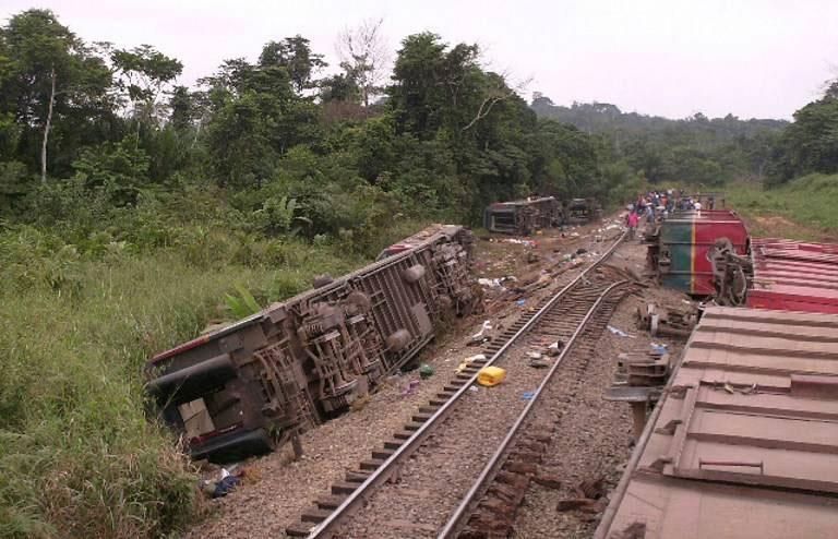Aumenta a 39 el número de muertos por un accidente de tren en RD Congo