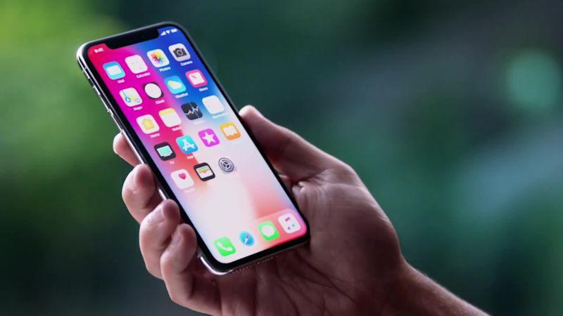Apple reconoce que la pantalla del iPhone X puede sufrir quemaduras