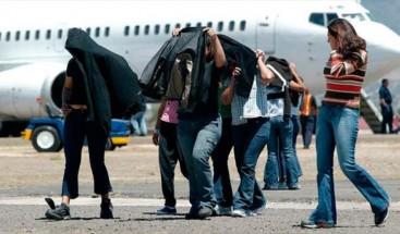 EEUU detuvo a 454.001 inmigrantes en año fiscal 2017 para su deportación