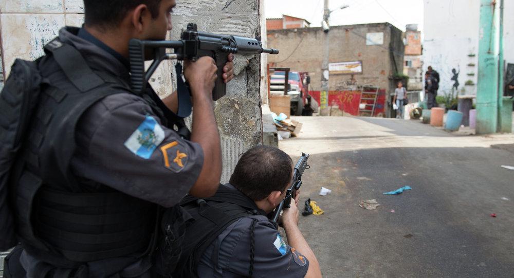 Arrestan el narcotraficante más buscado de Río en operación con apoyo militar
