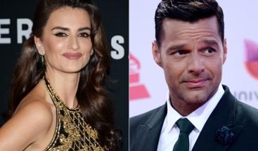 Penélope Cruz y Ricky Martin serán presentadores en los Globos de Oro