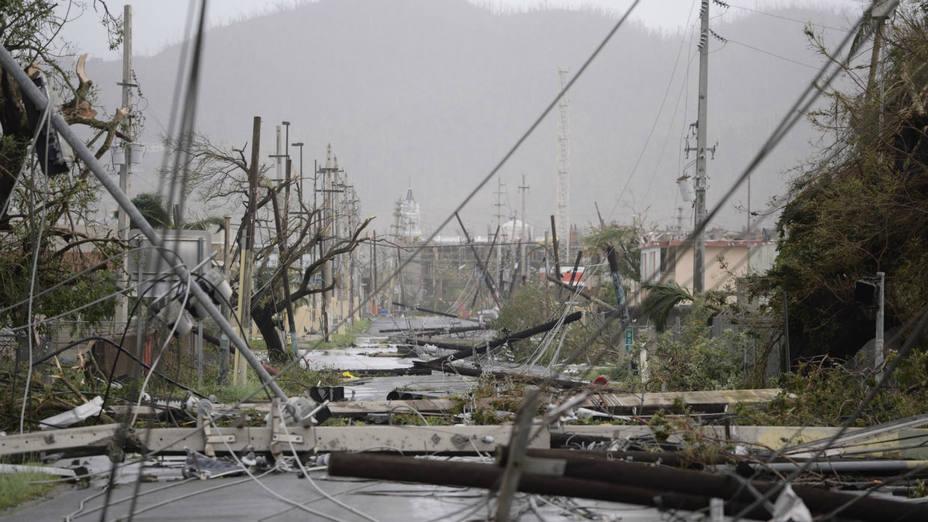 P.Rico celebra una de sus Navidades más amargas y a oscuras por huracán María