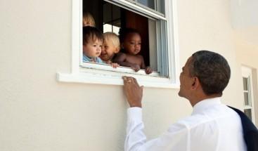 Obama, Ariana Grande y los
