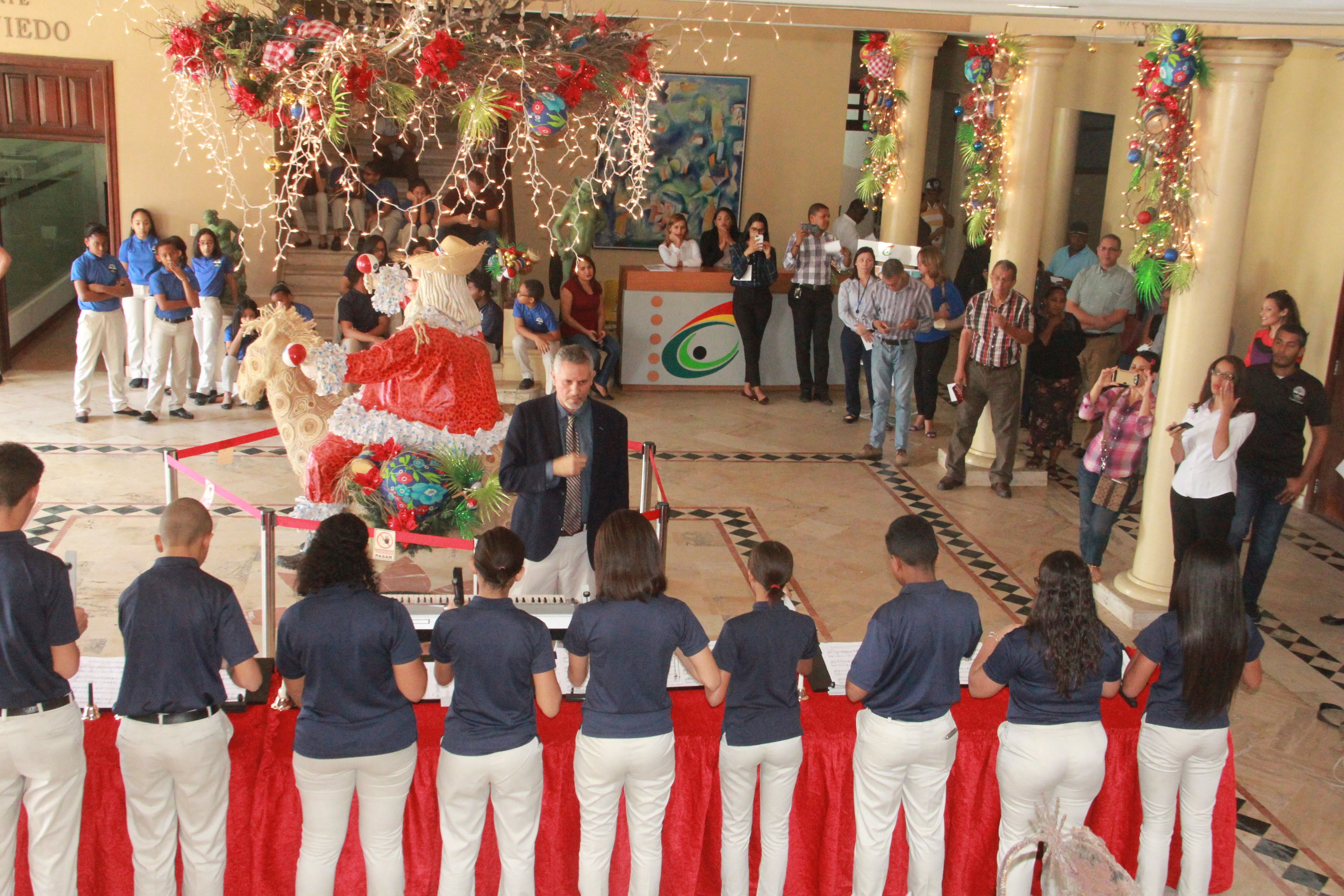 """Coro de Niños y Jóvenes de Santo Domingo ofrece concierto """"Canta la Navidad"""""""