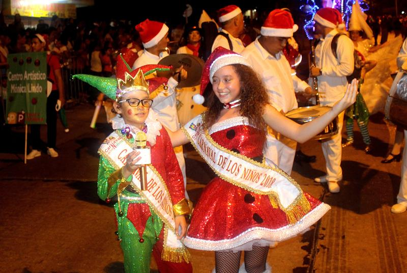 Barranquilla da la bienvenida a la Navidad a ritmo de Carnaval