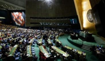 ONU aprueba una moción contra la decisión de EEUU de reconocer a Jerusalén como la capital de Israel; RD se abstiene