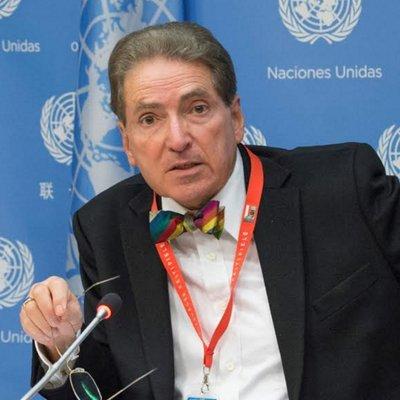 Experto de ONU cree excesivo decir que hay