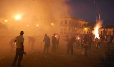 Accidente con fuegos artificiales deja 22 heridos de gravedad en Cuba