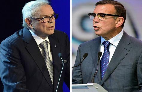 Dos exlíderes del fútbol hallados culpables de corrupción por el caso FIFA