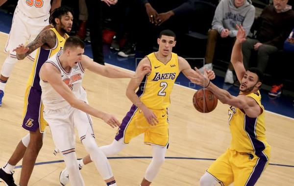 Beasley sella el triunfo de los Knicks