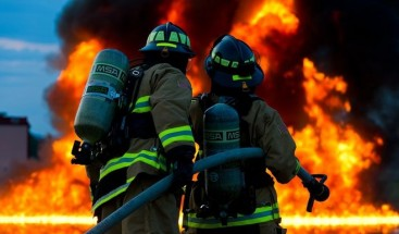 Los bomberos tienen tasas más altas de cáncer de piel, según un estudio