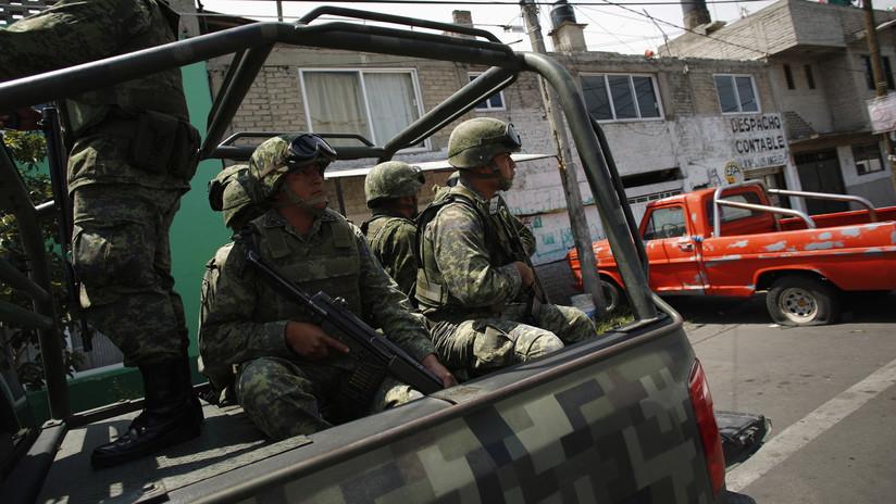 El Senado de México aprueba la Ley de Seguridad Interior