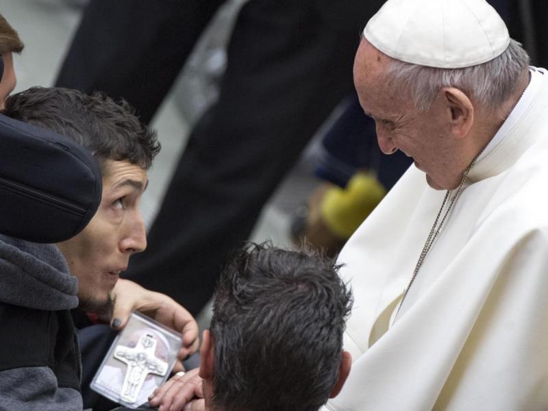 El papa expresa preocupación y pide que se respete el estatus de Jerusalén