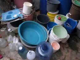 Moradores denuncian falta de agua potable en Haina
