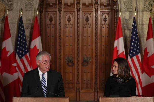 Canadá y EEUU anuncian cumbre internacional sobre Corea del Norte para enero