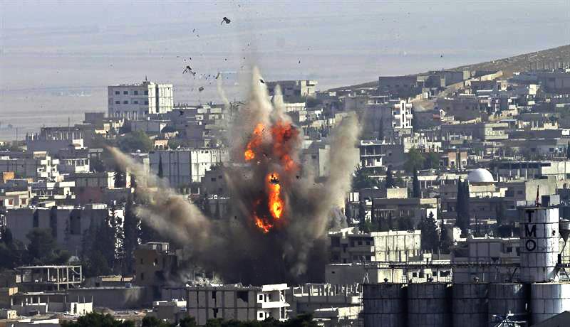 Estados Unidos rechaza que la lucha contra el EI en Siria haya concluido