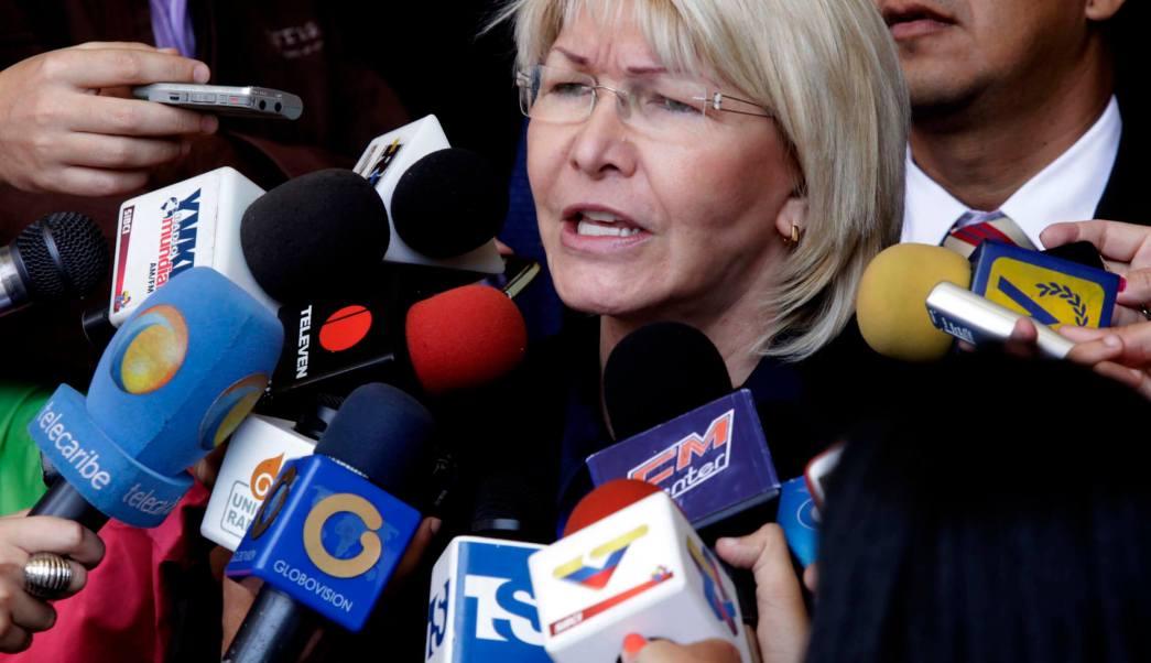 Exfiscal Ortega invita a los venezolanos a afrontar la tiranía en 2018