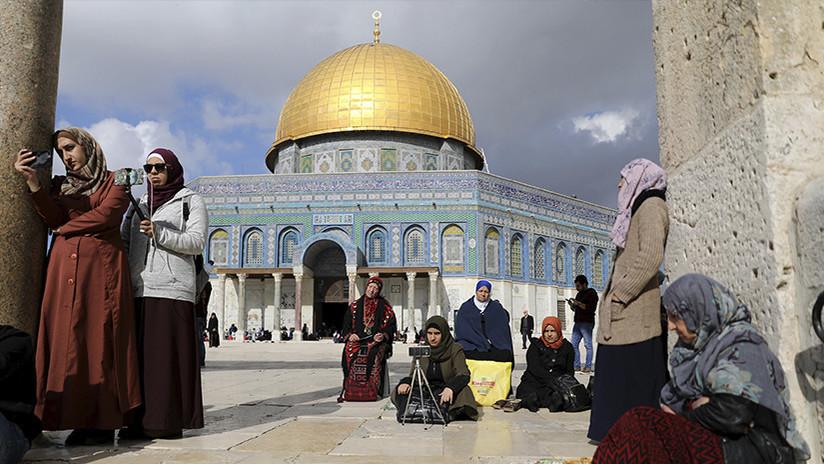 Irán vota a favor de declarar a Jerusalén como la