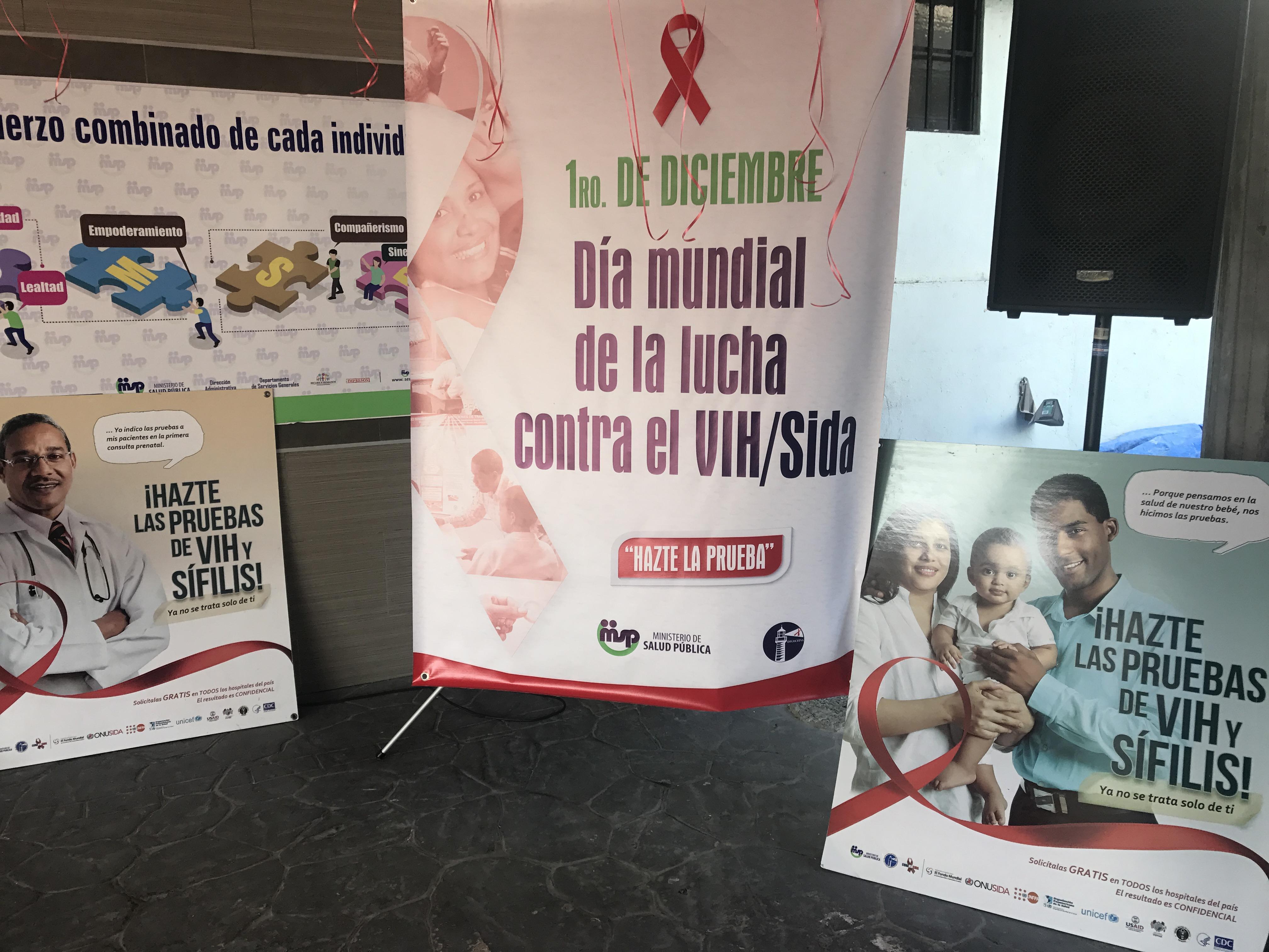 """Ministerio de Salud: """"Más de 65 mil personas en el país viven con VIH"""""""