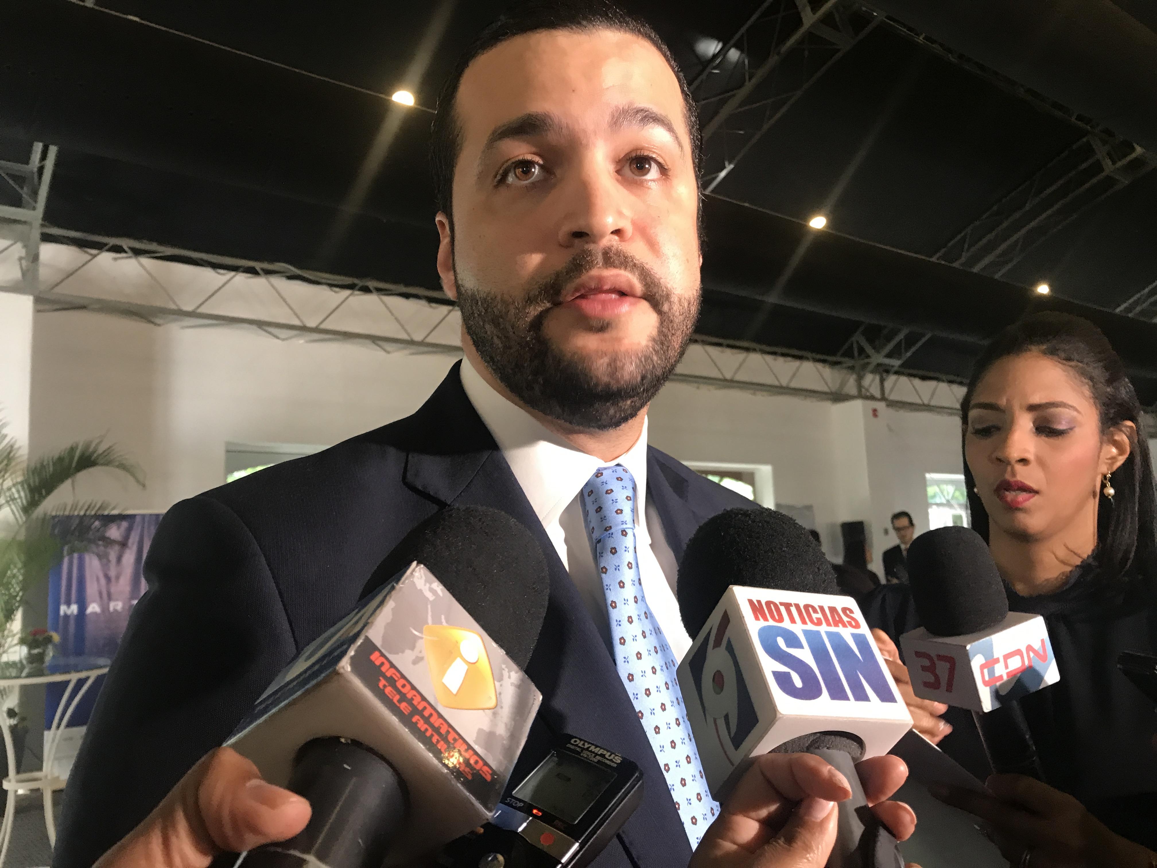 Rafael Paz: Es una extorsión por parte de Fenatrado bloquear las entradas y salidas de los puertos