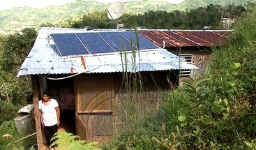 El sol se convierte en el mejor aliado para decenas de familias en PR