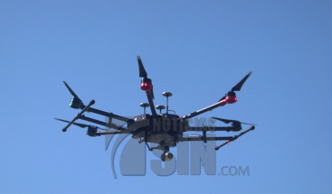 Inician plan para transportar análisis médicos con drones en zonas rurales de San Juan
