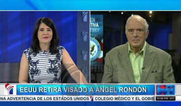 ¿Qué significa para RD la cancelación del visado estadounidense a Ángel Rondón?