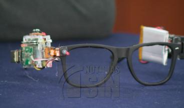 Gafas inteligentes que comparten audio y video en tiempo real