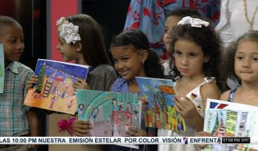 La creatividad de los niños cobra vida en el concurso