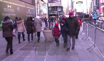 Incrementarán patrullaje en celebración de fin de año en el Times Square