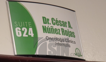 Allanan consultorio de doctor que diagnosticó carcinoma de lengua a Quirinito