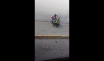 El noble gesto de un soldado en México que conmovió a las redes sociales