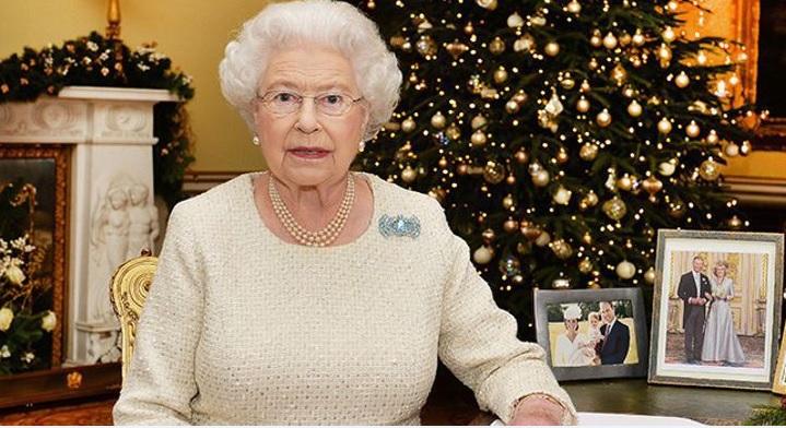 Isabel II recuerda los ataques de Londres y Manchester en discurso de Navidad