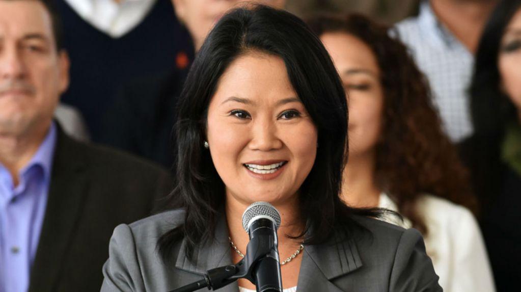 Keiko Fujimori declara ante fiscal durante cinco horas por caso Odebrecht