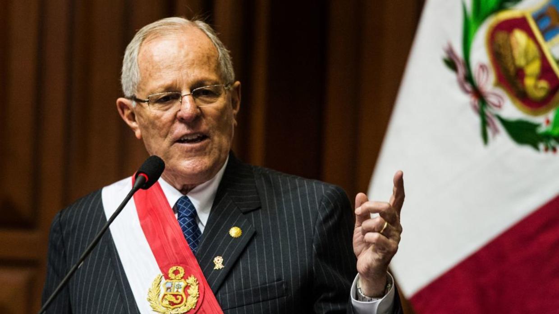 Kuczynski afirma que Perú afronta